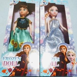 Disney - アナ雪2#アナ&エルサ ドール セット