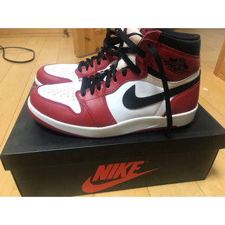 NIKE - NIKE AIR JORDAN 1 HIGH THE RETURN シカゴ
