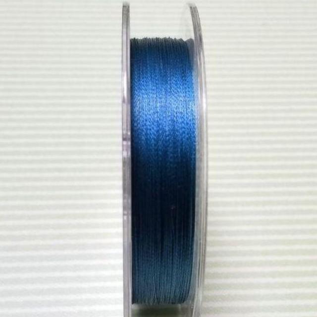 ライトブルー0.4号!高品質、飛距離、高強度!四つ編み式 PEライン 100m スポーツ/アウトドアのフィッシング(釣り糸/ライン)の商品写真