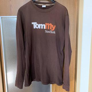 トミー(TOMMY)の【TOMMY】長袖Tシャツ(Tシャツ/カットソー(七分/長袖))
