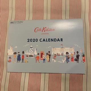 キャスキッドソン(Cath Kidston)のinred 1月号 付録(カレンダー/スケジュール)