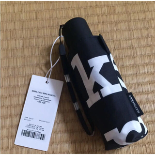 marimekko - 新品 未使用 折り畳み傘  マリメッコ ロゴ