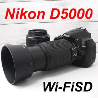 Nikon - ❤️スマホに送れる❤️ダブルレンズセット❤️Nikon D5000