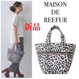 Maison de Reefur - メゾンドリーファー レスポートサック トートバッグ レオパード 梨花