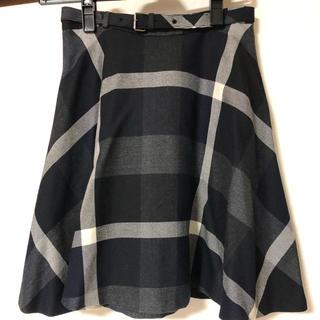 バーバリーブルーレーベル(BURBERRY BLUE LABEL)のブルーレーベル スカート(ひざ丈スカート)