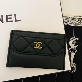 CHANEL - CHANEL ノベルティカードケース