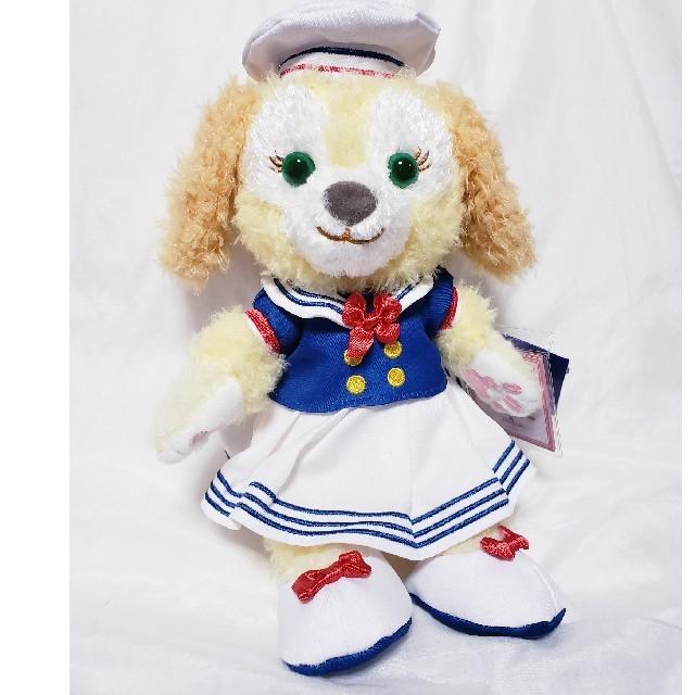 ダッフィー(ダッフィー)の香港ディズニー❣クッキーアンぬいぐるみssサイズ エンタメ/ホビーのおもちゃ/ぬいぐるみ(ぬいぐるみ)の商品写真