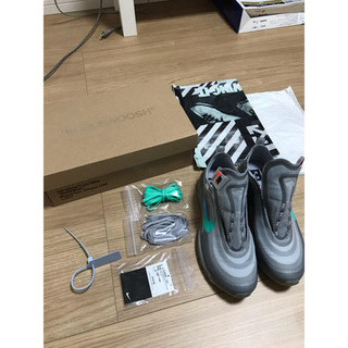 NIKE - nike off-white the ten air max 97 25.5cm