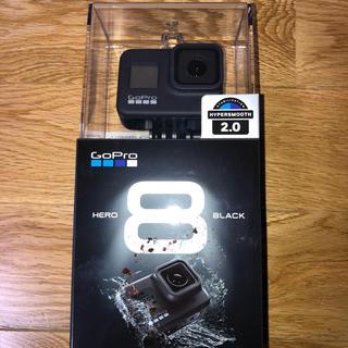 GoPro - GOPRO HERO8 Black CHDHX-801-FW