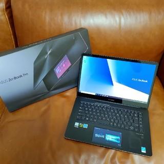 ASUS - ZenBook Pro 15 UX580GD-8750