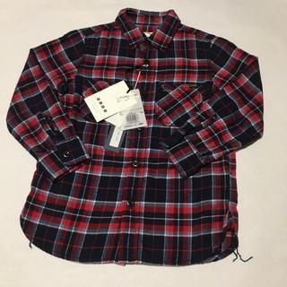 プラステ(PLST)のプラステ アレックスミル セオリー 120 チェックネルシャツ 2008(ブラウス)