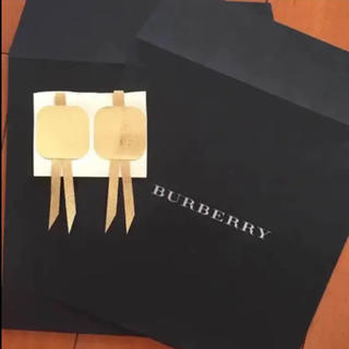 バーバリー(BURBERRY)のバーバリー ハンカチ用ラッピング紙袋二枚(ラッピング/包装)