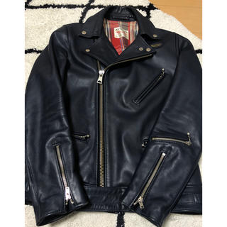 Lewis Leathers - ルイスレザー ヒステリックグラマー サイクロン Lewis Leather