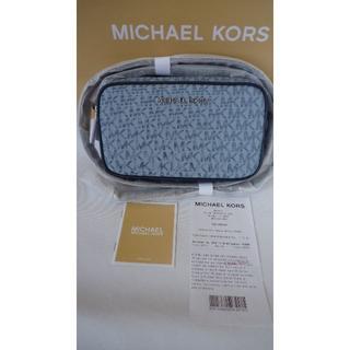 Michael Kors - 新品 アメリカのマイケルコース店で購入 CONNIE SM CAMERA BAG