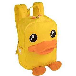 学生リュックサック 子供用 B.Duck あひる 9.8inch イエロー(その他)