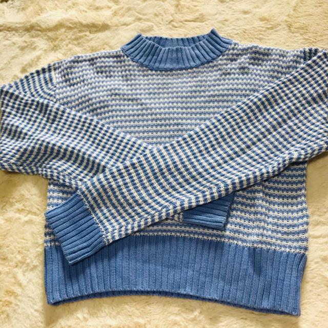 MURUA(ムルーア)のMURUA ニット レディースのトップス(ニット/セーター)の商品写真