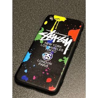 STUSSY - STUSSYステューシー カラフル iPhone7・8対応i