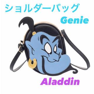 Disney - 【新品!】Disney Aladdin ジーニー ショルダーバッグ