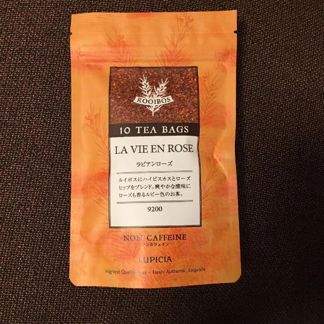 LUPICIA(ルピシア)のルピシア ラビアンローズ ノンカフェイン 食品/飲料/酒の飲料(茶)の商品写真