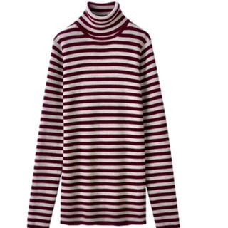 MUJI (無印良品) - タートルネックセーター