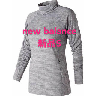 新品S balance ニューバランス NB HEAT プルオーバー