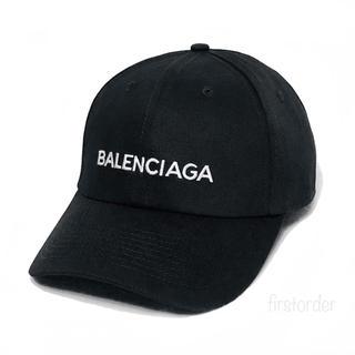 【新品】ワンポイント ベースボール キャップ ロゴ 刺繍 帽子 黒 ブラック