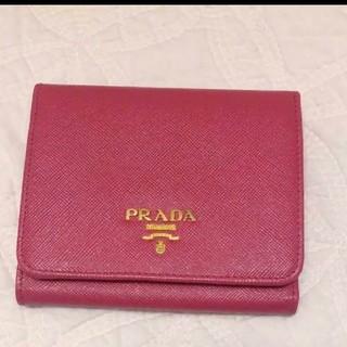 PRADA - 早い者勝ち‼️(美品)PRADA 財布