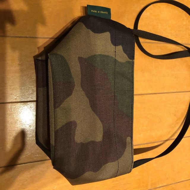 Herve Chapelier(エルベシャプリエ)のエルベシャプリエ ミニショルダーバッグ レディースのバッグ(ショルダーバッグ)の商品写真