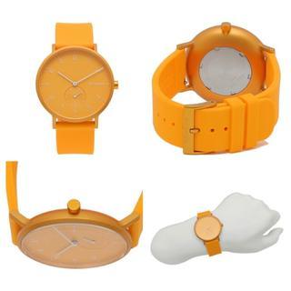 スカーゲン(SKAGEN)の1/31迄【SKAGEN】スカーゲン SKW6510 イエロー 腕時計(腕時計)