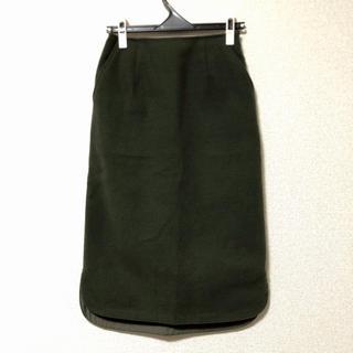 スライ(SLY)のSLY フェルト スカート(ひざ丈スカート)