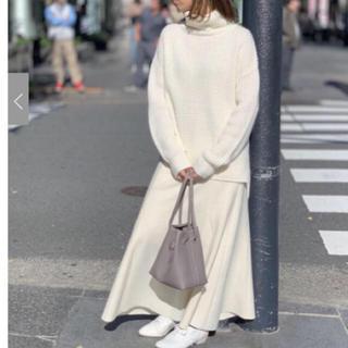 GALLARDA GALANTE - 【新品・未使用】GALLARDA GALANTE ブークレーフレアースカート