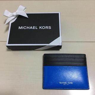 Michael Kors - 【特別SALE】MICHAEL KORS パスケース
