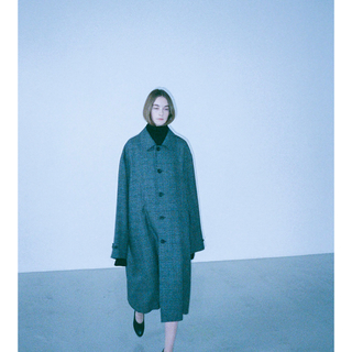 stein 19AW OVERSLEEVE INVESGATED COAT