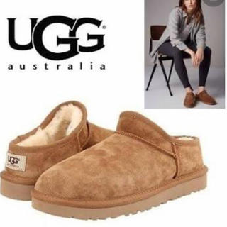 UGG - UGGクラシックスリッパ