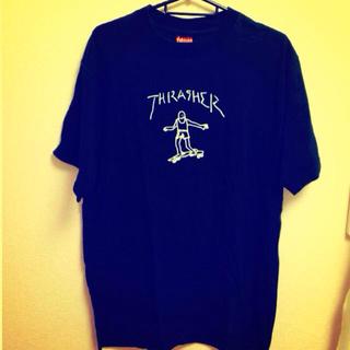 ジエンポリアム(THE EMPORIUM)のTHRASHER♡(Tシャツ(半袖/袖なし))