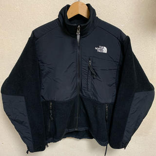 THE NORTH FACE - 90s THE NORTH FACE デナリジャケット 黒 ブラック フリース