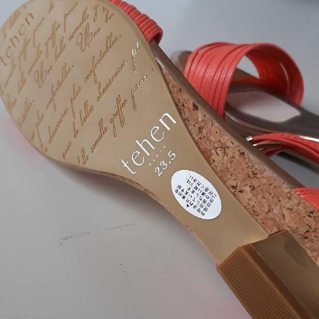 madras(マドラス)のtehen ネックベルトサンダル レディースの靴/シューズ(サンダル)の商品写真