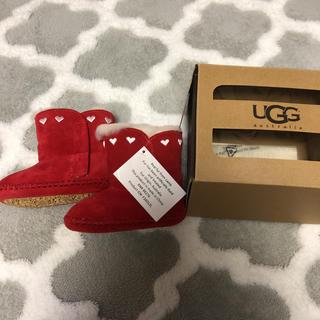 UGG - 新品 タグ付き * UGG ブーツ * ハート * 11 * ベビー キッズ