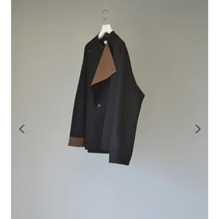 SUNSEA - ethosens エトセンス 19aw カットオフジャケット