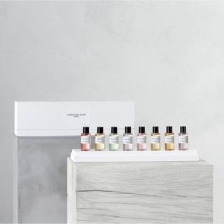 クリスチャンディオール(Christian Dior)のChristian Dior ディスカバリーセット8種(香水(女性用))