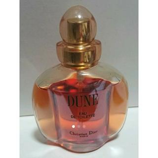 クリスチャンディオール(Christian Dior)のディオール香水 DUNE クリスチャンディオール(香水(女性用))