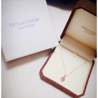 ソフィアコレクション(Sophia collection)の【値下げ】18Kチェーン Douxmiere bijouSOPHIA ネックレス(ネックレス)