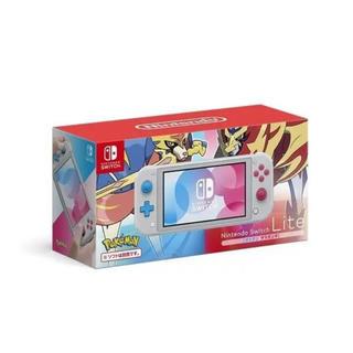 Nintendo Switch - 美品 ニンテンドースイッチ ライト ザシアン ザマゼンタ 箱無し
