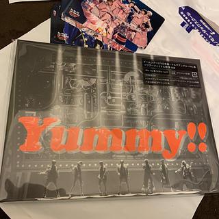 Kis-My-Ft2 - kis-my-ft2 yummy Blu-ray