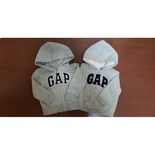 ギャップキッズ(GAP Kids)の【送料無料】GAP 90cm 2着セット(Tシャツ/カットソー)