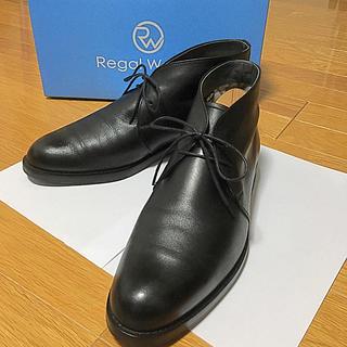 リーガル(REGAL)のREGAL  チャッカブーツ(GORE-TEX)(ドレス/ビジネス)