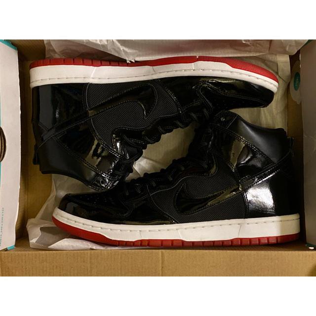 NIKE(ナイキ)のNIKE SB ZOOM DUNK HIGH TR QS 中古美品 28.0cm メンズの靴/シューズ(スニーカー)の商品写真