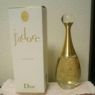 クリスチャンディオール(Christian Dior)のCHRISTIAN DIOR ジャドール オードパルファム 100ml(香水(女性用))