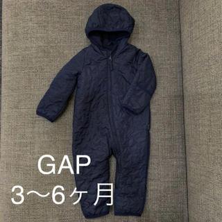 GAP - 【美品】GAP ベビー アウター 3ヶ月~6ヶ月 ネイビー