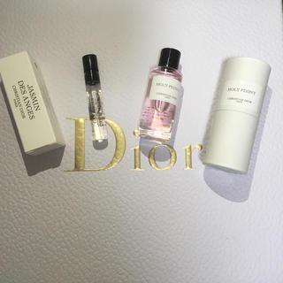 クリスチャンディオール(Christian Dior)のメゾンクリスチャンディオール  香水 サンプルセット ミニ香水 ミニチュア(香水(女性用))